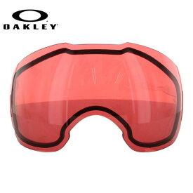 オークリー ゴーグル 交換レンズ エアブレイクXL 101-642-006 Rose プリズムレンズ スノーゴーグル用 替えレンズ スペアレンズ リプレイスメント 【OAKLEY/Airbrake XL】