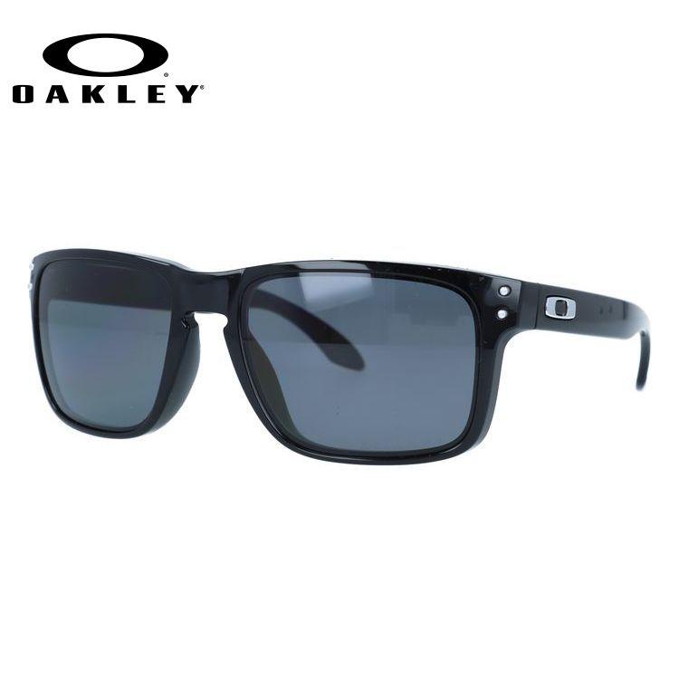 オークリー 偏光サングラス 度付き対応 OAKLEY HOLBROOK ホルブルック USフィット レギュラーフィット oo9102-02 偏光レンズ ポラライズド スポーツ レディース メンズ UVカット 新品