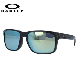 オークリー 偏光ミラーサングラス 度付き対応 OAKLEY HOLBROOK ホルブルック USフィット レギュラーフィット oo9102-50 偏光レンズ ポラライズド スポーツ レディース 釣り メンズ UVカット 新品