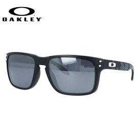 オークリー ミラーサングラス 度付き対応 OAKLEY HOLBROOK ホルブルック USフィット レギュラーフィット OO9102-81 55 ミラーレンズ スポーツ レディース メンズ UVカット 新品