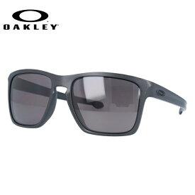 オークリー 偏光ミラーサングラス 度付き対応 OAKLEY スリバー XL OO9346-08 57サイズ スチール アジアンフィット SLIVER XL プリズムレンズ レディース メンズ スポーツ