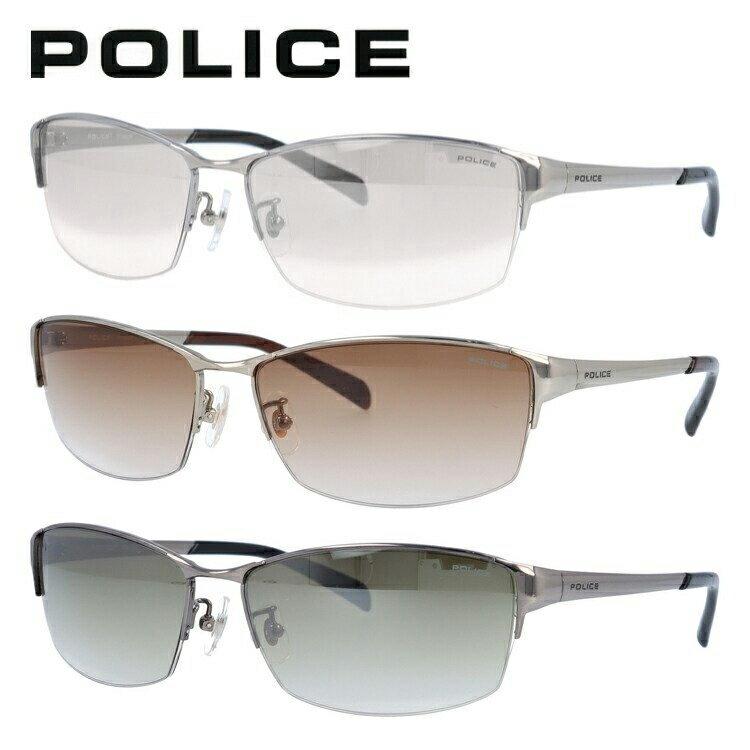 ポリス サングラス 度付き対応 SPL024J 60サイズ メンズ レディース ユニセックス ベッカムモデル 限定復刻 調整可能ノーズパッド 新品 【POLICE】