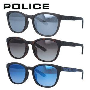 ポリス 偏光ミラーサングラス 度付き対応 アジアンフィット POLICE SPLA69J 全3カラー 53サイズ メンズ レディース ユニセックス ウェリントン 【POLICE】