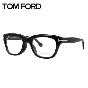 【伊達・度付きレンズ無料】トムフォード メガネ フレーム 眼鏡 TF5178F 001 51サイズ(FT5178F) 度付きメガネ 伊達メガネ ブルーライト 遠近両用 メンズ レディース ユニセックス アジアンフィ