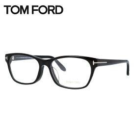 【伊達・度付きレンズ無料】 トムフォード メガネ フレーム 眼鏡 TF5405F 001 54サイズ(FT5405F) 度付きメガネ 伊達メガネ ブルーライト 遠近両用 メンズ レディース ユニセックス アジアンフィット スクエア 新品 【TOM FORD】 【送料無料】