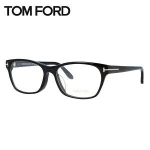 【伊達・度付きレンズ無料】トムフォード メガネ フレーム 眼鏡 TF5405F 001 54サイズ(FT5405F) 度付きメガネ 伊達メガネ ブルーライト 遠近両用 メンズ レディース ユニセックス アジアンフィ