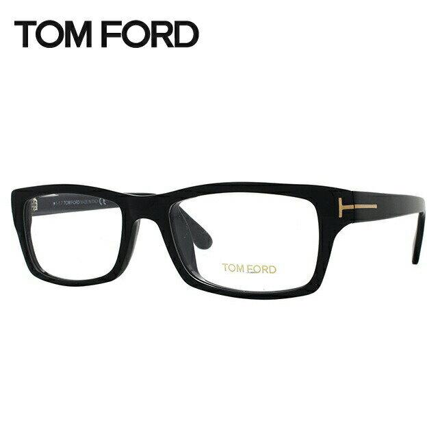 トムフォード メガネ フレーム 0円レンズ対象 TF4239 001 54サイズ (FT4239) レディース メンズ ユニセックス 伊達メガネ 度付きメガネ アジアンフィット スクエア 新品【TOM FORD】