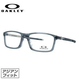 オークリー メガネ フレーム OAKLEY 眼鏡 PITCHMAN ピッチマン OX8096-0655 55 アジアンフィット スクエア型 スポーツ メンズ レディース 度付き 度なし 伊達 ダテ めがね 老眼鏡 サングラス【海外正規品】
