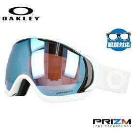 オークリー スノーゴーグル OAKLEY OO7047-56 CANOPY キャノピー レギュラーフィット プリズム ミラー 球面ダブルレンズ 眼鏡対応 メンズ レディース 曇り止め ウィンタースポーツ スノーボード SNOWBOAD スキー SKI 紫外線 UVカット