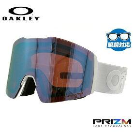 オークリー スノーゴーグル OAKLEY OO7099-11 FALL LINE XL フォールラインXL レギュラーフィット プリズム ミラー 平面ダブルレンズ 眼鏡対応 メンズ レディース 曇り止め ウィンタースポーツ スノーボード SNOWBOAD スキー SKI 紫外線 UVカット