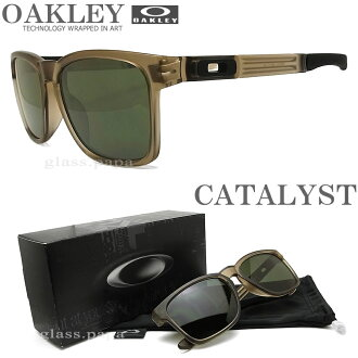 okurisangurasukyatarisutoajianfitto[OAKLEY CATALYST ASIAN FIT]009272-01 UV cut glasspapa