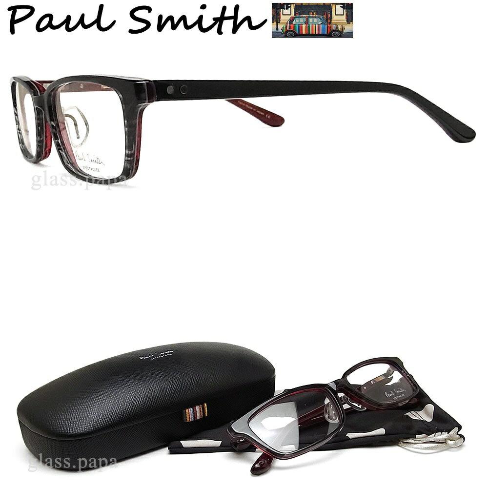 ポールスミス メガネ PAULSMITH PS9471 GBB2 セル 眼鏡 伊達メガネ 度付き グレーササ メンズ 日本製