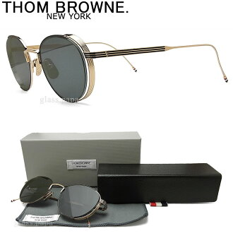 Tom Brown太阳眼镜TB-106-A-BLK-GLD古典灯黄金人glasspapa