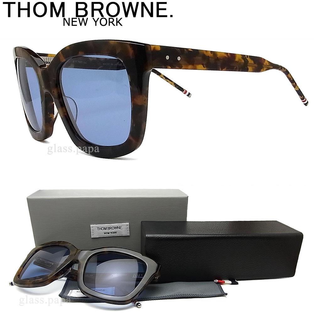 THOM BROWNE. トムブラウン サングラス TB-501-B-T-TKT クラシック タートイズ ユニセックス
