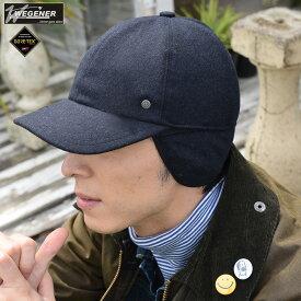 ゴアテックスイヤーマフキャップ[WEGENER] [帽子 耳あて] グレンフィールド