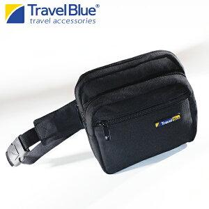 メトロ ポーチ [TRAVEL BLUE] ウエストポーチ トラベルポーチ パスポート入れ 海外旅行 貴重品入れ トラベル 旅行用品