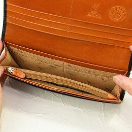 b35bf7164d31 楽天市場】イタリア製 オリーチェ レザー 使用の長財布/長札財布(小銭入 ...
