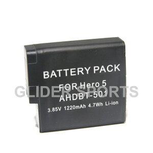 GoProHERO5用互換バッテリー住本製作所GLD8248MJ06GLIDER