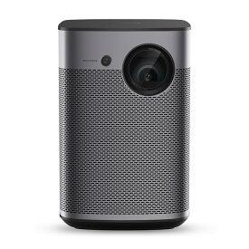 ((特典あり)) XGIMI Halo モバイルプロジェクター 800ANSIルーメン Android TV Harman Kardonスピーカー搭載