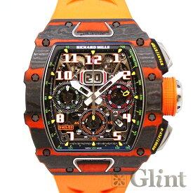 リシャールミル(RICHARD MILLE)RM11-03 MCL CA FQ マクラーレン 世界500本限定〔腕時計〕〔メンズ〕【中古】