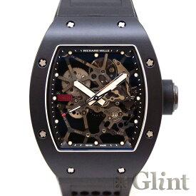 リシャールミル(RICHARD MILLE)RM035 AL-CA ラファエル・ナダル クロノフィアブル アルミニウム2000×マグネシウムWE54〔腕時計〕〔メンズ〕【中古】