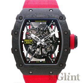 リシャールミル(RICHARD MILLE)RM35-02 CA NTPT NEW NADAL ラファエル・ナダル カーボンTPT〔腕時計〕〔メンズ〕【中古】