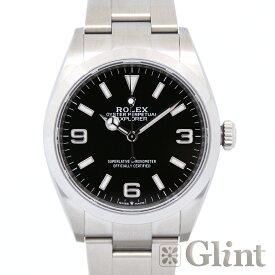 ロレックス(ROLEX)エクスプローラー 124270〔腕時計〕〔メンズ〕〔2021年6月/ランダムシリアル〕〔新品〕