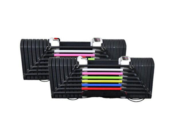 可変式パワーダンベルセット 90ポンド(約41kg)×2個SET