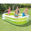 プール大型ビニールプール子供用intex家庭用ファミリープール262cm