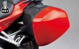 【送料無料】【ホンダ純正】 VFR800F17年モデル パニアケース(ワン・キー・システムタイプ) VFR800F(RC79)【08L70MJMDc】【HONDA】