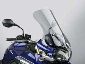 【4909449456637】【送料無料】【NATIONAL CYCLE (ナショナルサイクル)】 NATIONAL CYCLE (ナショナルサイクル) Vstreamウインドシールド TIGER EXPLORER ミドル/ライトスモーク デイトナ 91346 TRIUMPH Tiger Explorer/XC1200('12〜'14)【ツアラーの本場U.S