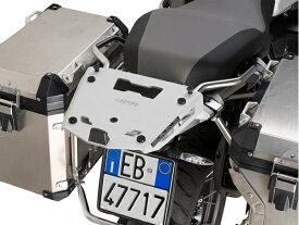 【4909449505199】【送料無料】【GIVI(ジビ)】 GIVI SRA5112 アルミスペシャルラック  95903 BMW R1200GSアドベンチャーLC(水冷)('14〜'16)
