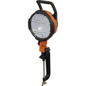 【アイリスオーヤマ】 2000ルーメン LEDワークライト LWT-2000C 投光器 作業灯 防雨型 屋内・屋外兼用 クランプライト 【ガレージでの作業の照明に】