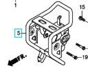 【送料無料】【ホンダ純正】純正 18年モデルクロスカブ110(JA45 )50(AA06)共用 ヘッドライト ステーCOMP マグ…