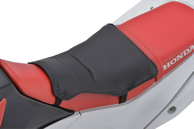 【EFFEX(エフェックス)】 ゲルザブ D(GEL-ZAB D)バイクシート 巻きつけタイプ GEL-ZAB EHZ2837 日本製 オフ車に最適のロングタイプ 【EHZ2836の後継品、オフロードバイクに最適】