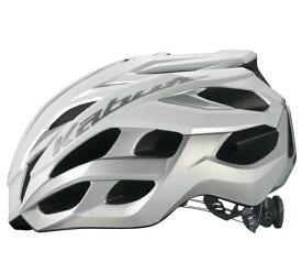4966094600860【4966094600860】OGK Kabuto VOLZZA ホワイトシルバー L/XL(59-61cm)?ヘルメット オージーケーカブト JCF公認