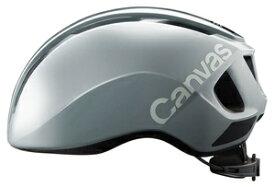 【送料無料】 【4966094601003】OGK Kabuto ヘルメット CANVAS-SPORTS スポーツ グレー M/L(57-59cm)(JCF推奨) CANVAS-SPORTS