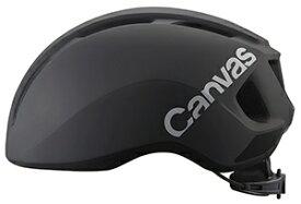 12月入荷予定【送料無料】 【4966094601034】OGK Kabuto ヘルメット CANVAS-SPORTS スポーツ マットブラック M/L(57-59cm)(JCF推奨) CANVAS-SPORTS