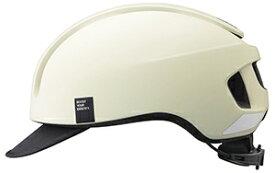 納期未定 【送料無料】 【4966094601072】OGK Kabuto ヘルメット CANVAS-URBAN キャンバス マットオフホワイト M/L(57-59cm)(JCF推奨) CANVAS-URBAN