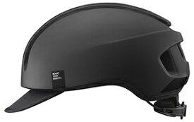 納期未定【送料無料】 【4966094601089】OGK Kabuto ヘルメット CANVAS-URBAN キャンバス マットブラック M/L(57-59cm)(JCF推奨) CANVAS-URBAN