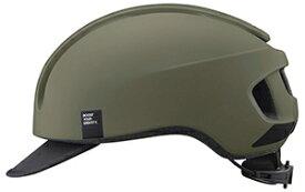 【発送予定日:未定】【送料無料】 【4966094601126】OGK Kabuto ヘルメット CANVAS-URBAN キャンバス マットオリーブ M/L(57-59cm)(JCF推奨) CANVAS-URBAN
