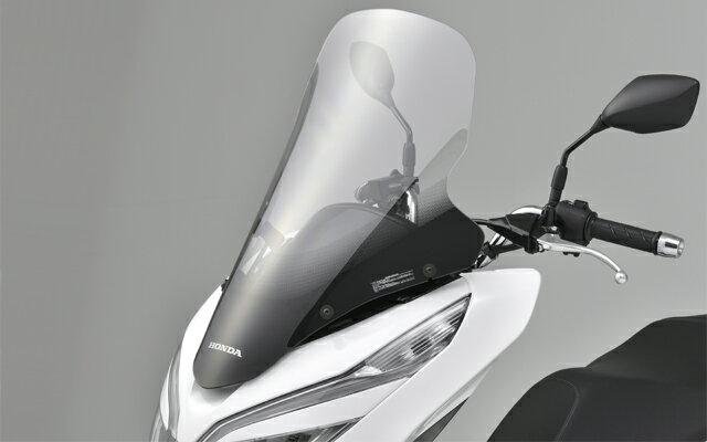 納期未定【ホンダ純正】 新型PCX 2018年モデル用 ボディマウントシールド 純正アクセサリー 18M JF81/KF30【08R70K96J00】