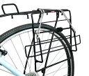 【4580253415234】【昭和インダストリーズ】 自転車用サイドサブキャリア SR-100A 自転車用サイドバッグホルダー ブ…