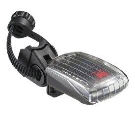 4月下旬予定 【4990173023158】【CATEYE(キャットアイ)】 自転車用セーフティライト SL-LD210-R ソーラーセーフティライト リア用 電池交換不要 【ライト・リフレクター】