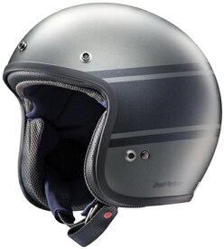 【4530935503957】【ARAI (アライ)】 ジェットヘルメット クラシックモッド バンデージ グリーン 57-58cm 【CLASSIC-MOD BANDAGE】