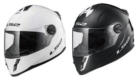 【LS2(エルエスツー)】 MFJ公認取得 子供用 小型フルェイスヘルメット F-KIDS ソリッドカラー キッズサイズ M/L F-KIDS