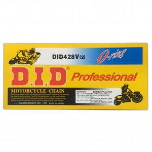 【送料無料】【D.I.D(大同)】 【4589887610411】DK チェーン 428V×100L 【】