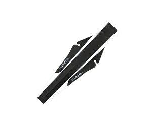 【送料無料】【ゼファール(ZEFAL)】 Shield Lite M シートフェンダー ホワイト/ブラック 自転車 泥除け 3420582562005