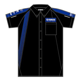 10月入荷予定【YAMAHA(ヤマハ)】 YRB16 レーシング ピットシャツ