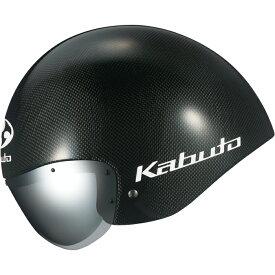 【OGK kabuto】 【4966094601386】AERO-SP4 サイクリングヘルメット カーボン S/M(55-58cm) 自転車用